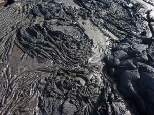 Organic lava