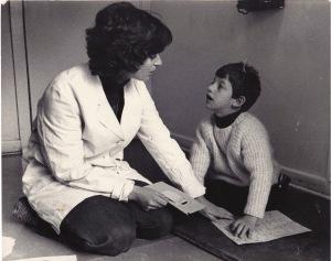 Me, Gino, 1973ish
